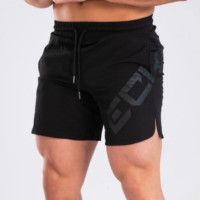 Quick Dry Running Men's Beach Shorts Sports Jogging Fitness Shorts Male Gym Soccer Sweat Sport Men C