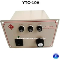 ytc 10a ac 380v three phase torque motor speed regulator controller for bag making machine