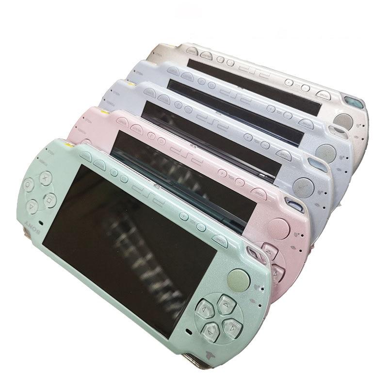 Consola de juegos reacondicionada para PSP1000, PSP 1000, con cargador de batería