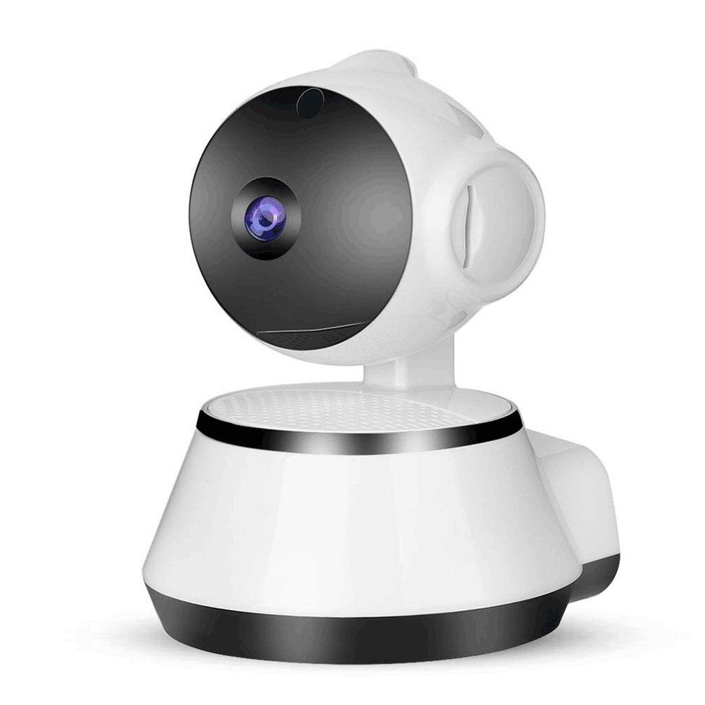 كاميرا مراقبة صغيرة متصلة بشبكة WiFi للأطفال ، جهاز أمان منزلي لاسلكي عالي الدقة لمراقبة الأطفال بالفيديو والصوت