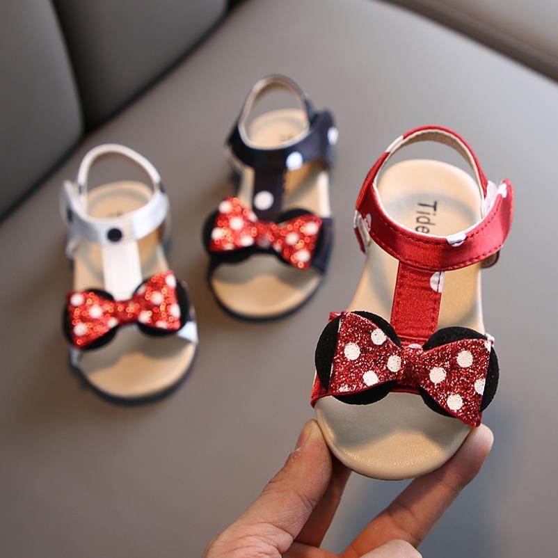 Обувь для малышей мягкие сандалии танцевальная обувь римская обувь детские сандалии для девочек Новая Летняя мини обувь Нескользящие Детские пляжные сандалии для девочек|Сандалии| | АлиЭкспресс