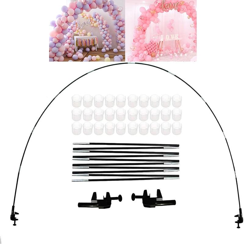 3.5 متر الجدول طوق من البالونات عدة لعيد ميلاد حفل زفاف التخرج عيد الميلاد الديكور استحمام الطفل البكالوريوس لوازم الحفلات ديكور