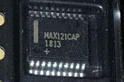 IC 100% novo Frete grátis MAX121CAP MAX121EAP MAX121