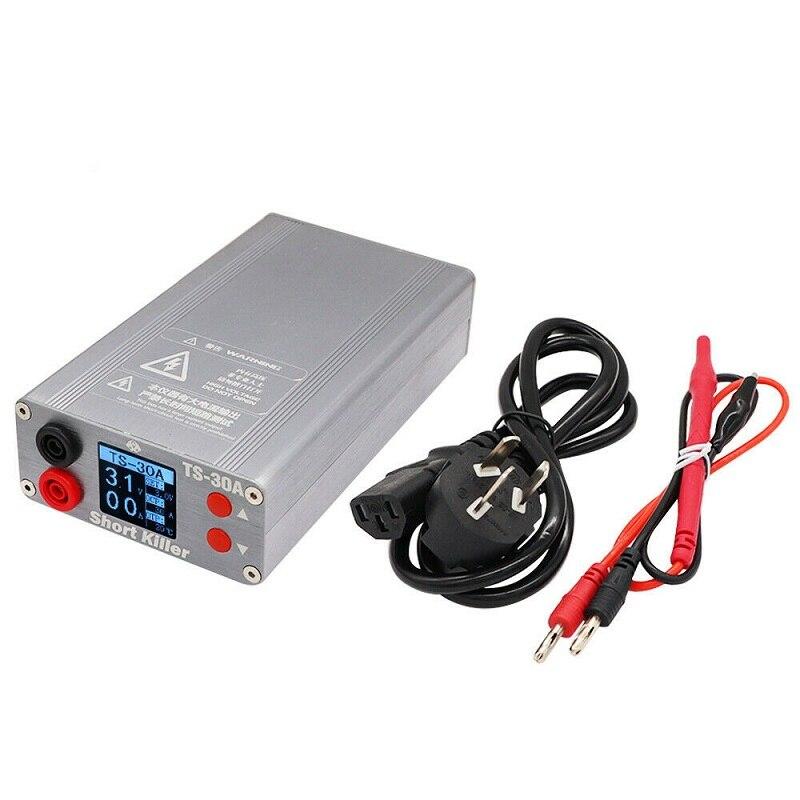 قصيرة القاتل مربع TS-30A/TS-20A الهاتف اللوحة ماس كهربائى حرق إصلاح أداة مربع ل فون PCB ماس كهربائى إصلاح أدوات