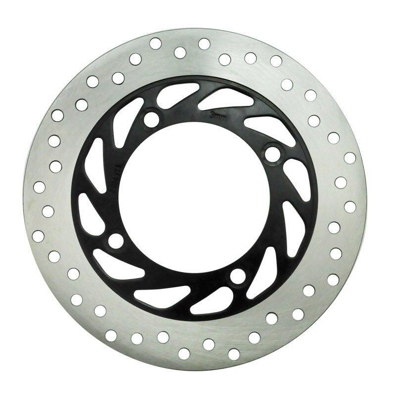 Задний тормозной диск для мотоцикла, ротор для Honda XL650V 97 CB750 N/F 92-02 CB900 CB919F Hornet 900 02-07 XL650 V 91-07 XRV650 88-89