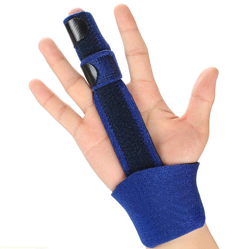 1 шт. Регулируемый корректор для пальцев шина триггер палец боли жесткость аксессуары для пальцев с информацией о продукции, цены для лечени...