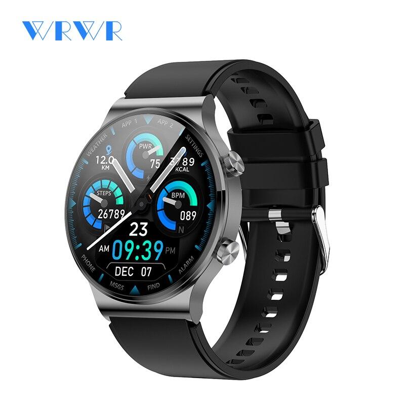 NEW 2021 Smart Watch Men Make Call Watches Smartwatch Waterproof Fitness Bracelet Tracker For Apple