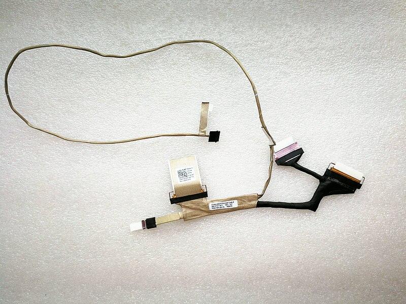 Nuevo original para dell Inspiron 7569 15 7579 P58F led cable lvds de lcd 074CNT 74CNT cn-074CNT 450.07Y01 0001 450.07Y01 0011
