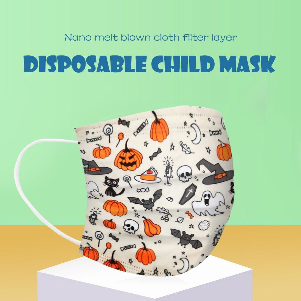 Adulto festa de halloween masks1 pc lavável máscara de poeira reutilizável com 1 pc pm25 ativado filtro de carbono nebuloso haze rosto escudo máscara