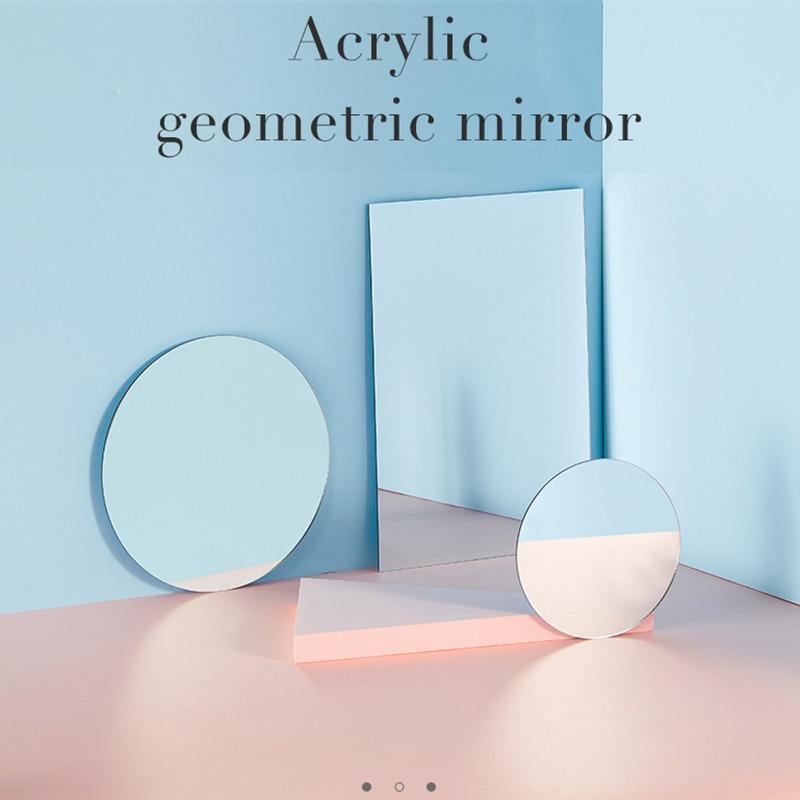 aliexpress.com - Acrylic Mirror Board Cosmetics Photography Backdrops Birthday Room Decoretiong Ornaments Photograthy Props for Photo Studio