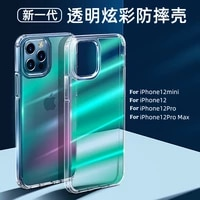 new cases for iphone 13 12 11 pro max case ice crystal back protective for iphone 13 12 11 pro iphone 13 12 mini fundas cover