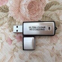 8G 16G مسجل صوتي محترف صوت مصغر USB قابلة للشحن تسجيل الإملاء بالجملة لاجتماع المؤتمر