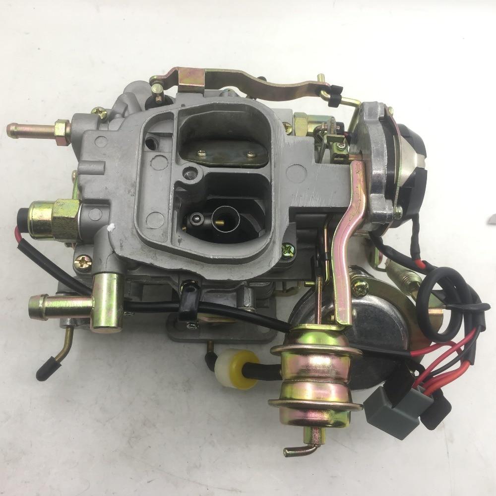 Carburador carb de sherryberg carb carby nikki 618 711 modelo 4y apto para toyota hilux dyna delta 21100-71081 motor