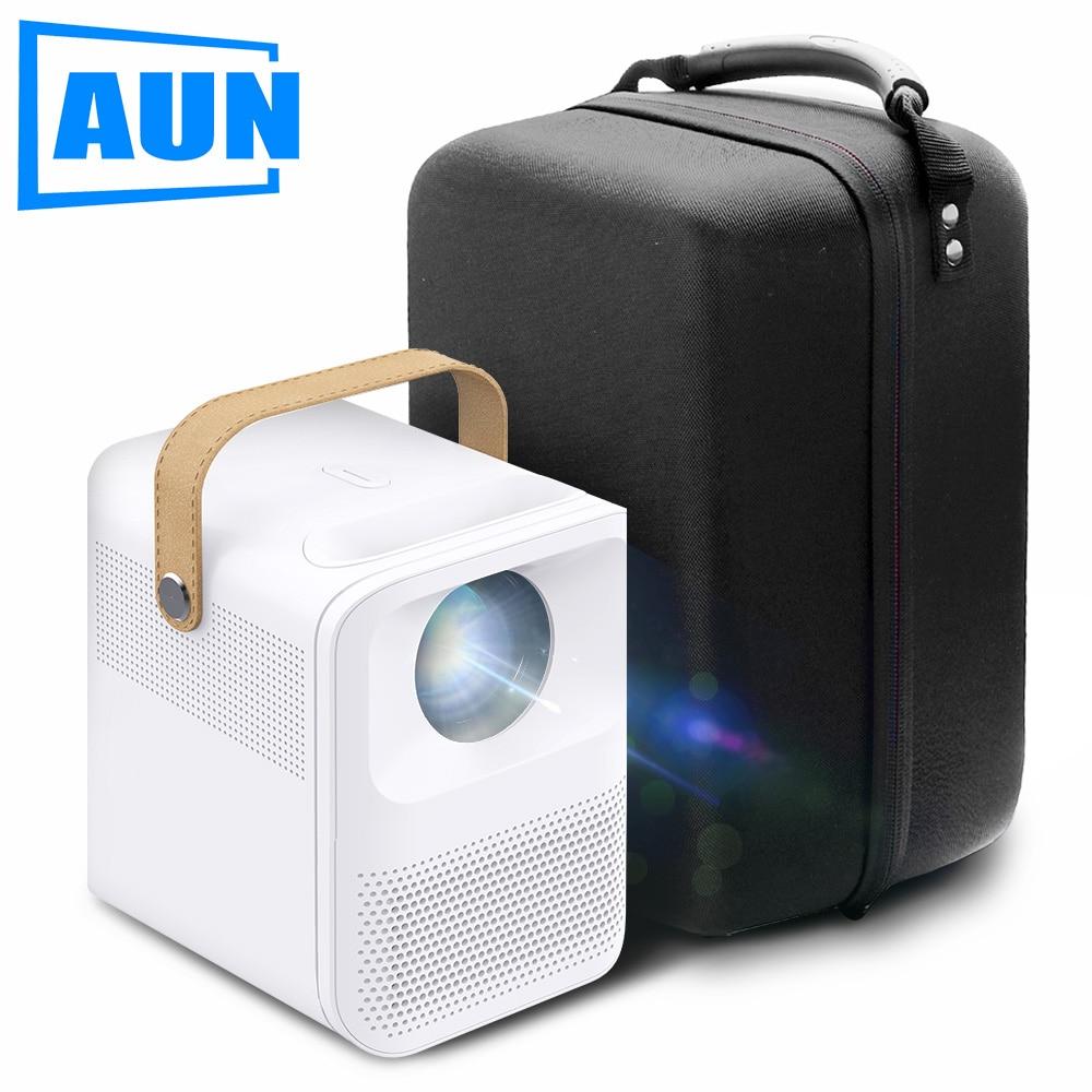AUN Projector Original Storage Bag for ET30 Customer Mini 4K Full HD 1920X1080P Smart Projector Nylon Bag SN-ET30