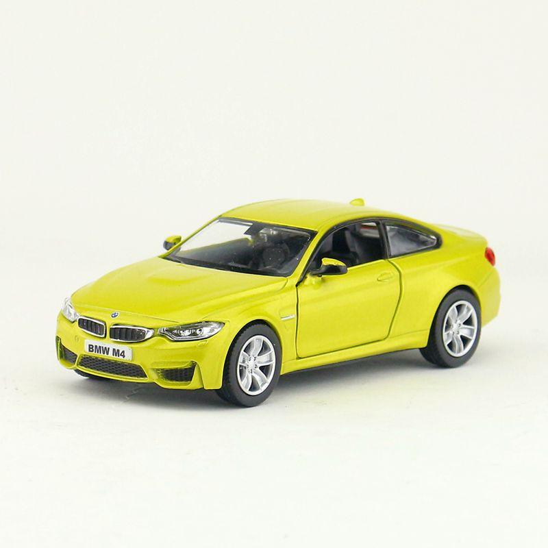 Alta simulación exquisitos Diecasts y vehículos de juguete coche de la ciudad de RMZ estilo M4 limusine 136 aleación Diecast modelo de coche