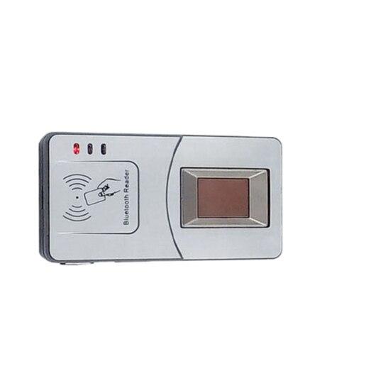 HF الأمن المنقولة البيومترية أندرويد بصمة الماسح الضوئي آلة الحضور الوقت