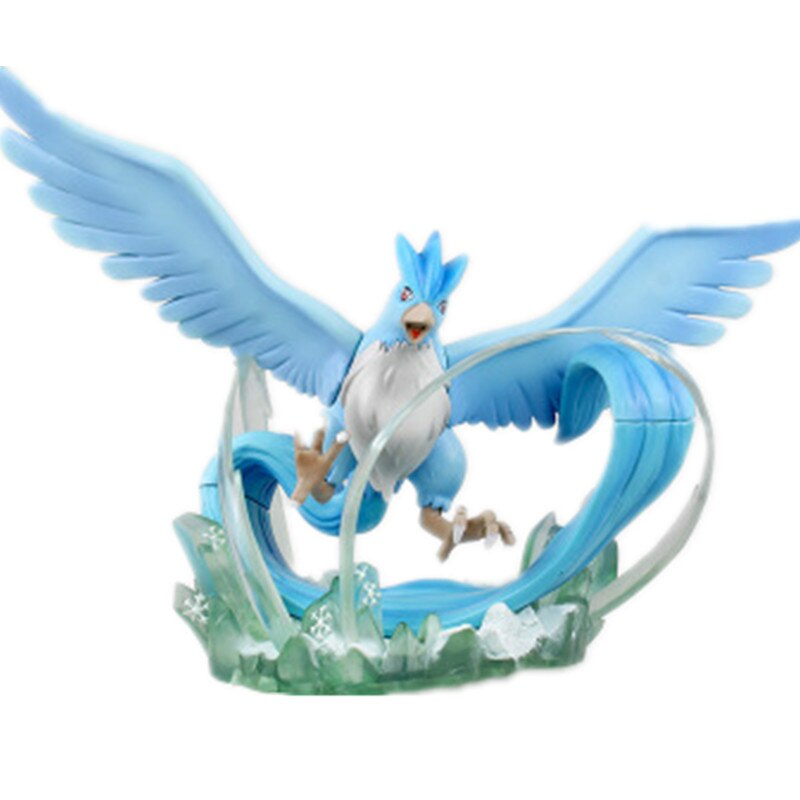 Juguete de acción de Pokémon Articuno Greninja POKEMON Mewtwo, Charmander, Charmeleon Charizard, monstruo de bolsillo, juguete para niños
