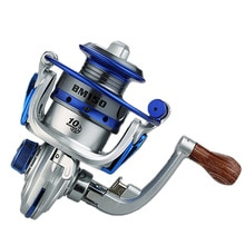 LIE YU WANG Mini glace hiver moulinet de pêche roue de rotation 10 roulements 5.2: 1 métal moulinet de poisson exquis moulinet 150G