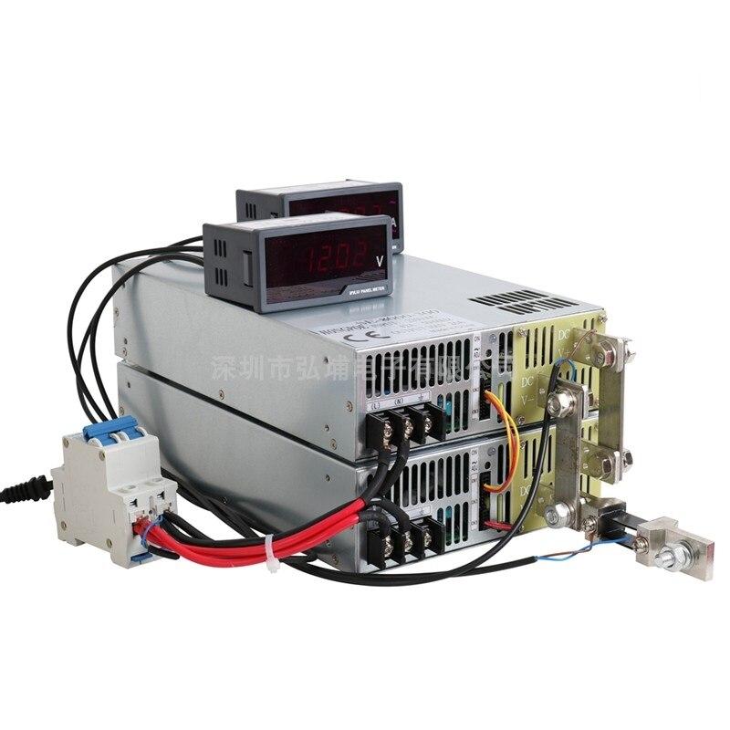 30 v 266a 8000 vatios AC/DC fuente de alimentación conmutada 8000 w 30 Voltios 266 amp interruptor transformador adaptador de energía industrial