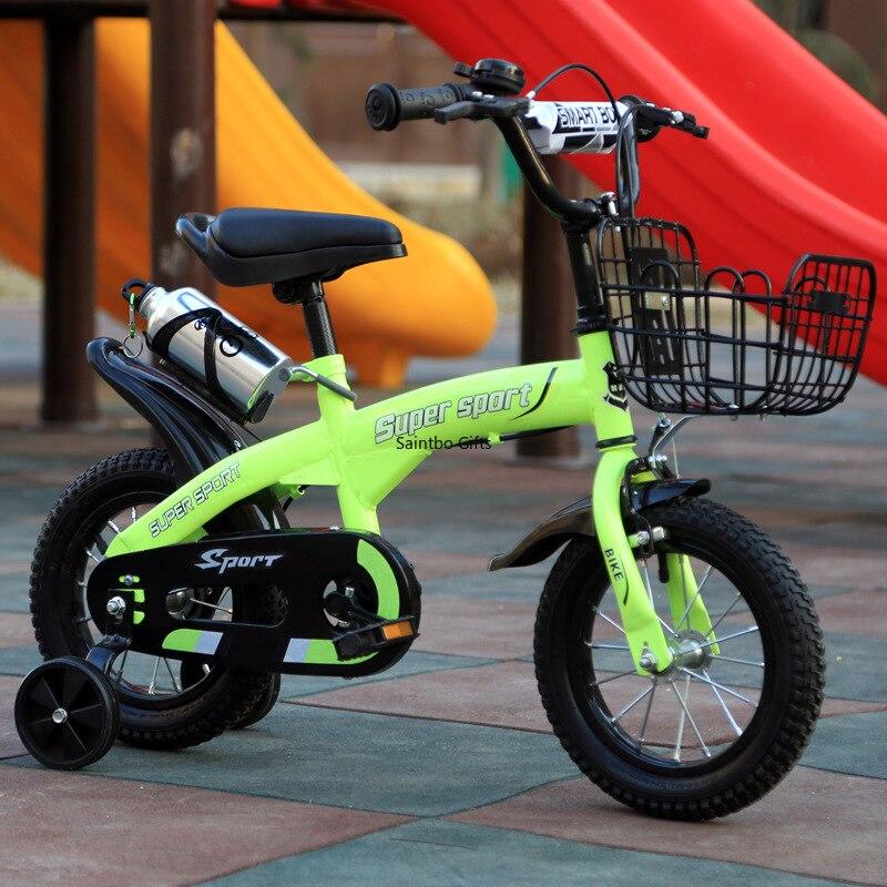 Bicicleta das crianças 12 polegada 16 polegada 18 polegada pedal da bicicleta das crianças mountain bike meninos e meninas bicicleta de montanha bicicleta