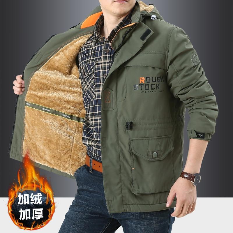 Элегантная брендовая холодная одежда, мужские куртки и мужские стеганые пальто для мужчин, зимняя мужская мода 2021, горячая Распродажа, подл...