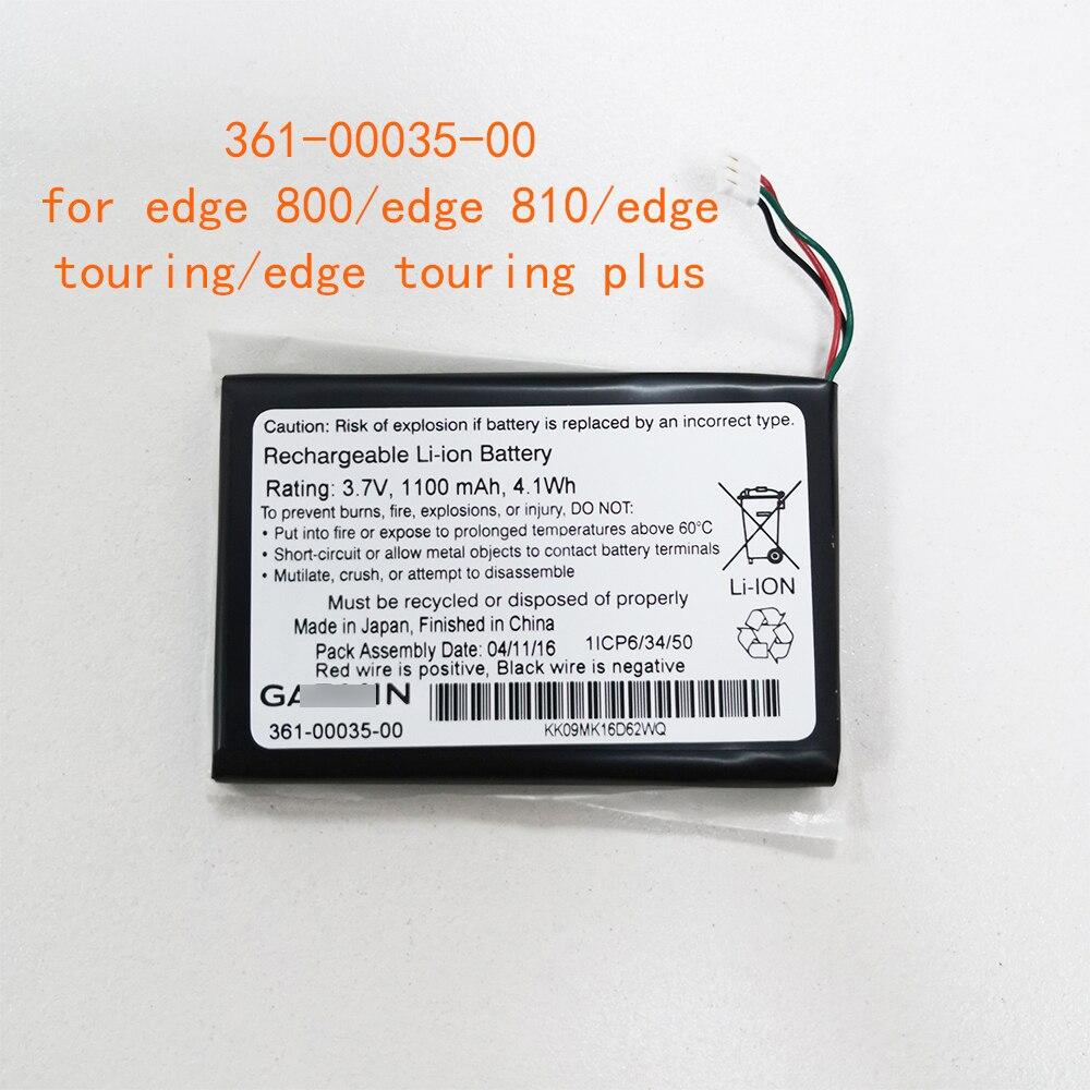 Batería de 1100mAh 361-00035-00 para GARMIN Edge 800 Edge Touring Edge 810...