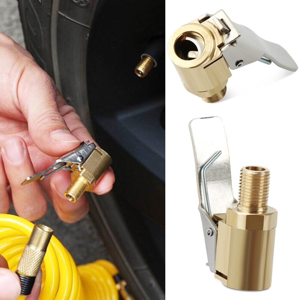 Clip para válvula de neumático de coche, pinza para bomba de aire para audi a1, ford focus 2, audi a5, suzuki swift, toyota chr, bmw f31, opel y mokka