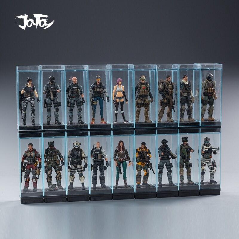 1/18 JOYTOY экшн-фигурка PLA морской отряд операций военная модель игрушки с новой коробкой