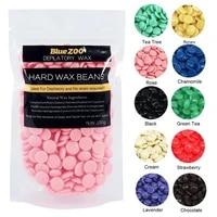 100gpack wax beans depilatory hot film wax pellet removing bikini face hair legs arm hair removal bean unisex