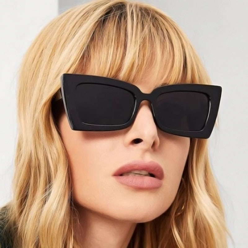 2021 butterfly shape sunglasses men and women retro fashion sunglasses sunglasses personality glasses