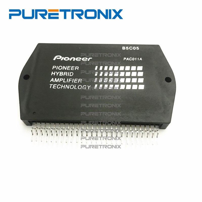 PAC010A PAC011A Hybrid Amplifier
