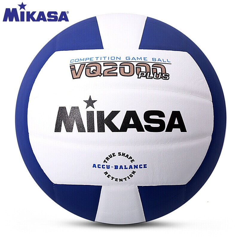 Original Mikasa Volleyball VQ2000 Professional National Competition Game Ball College Sports League Volleyball