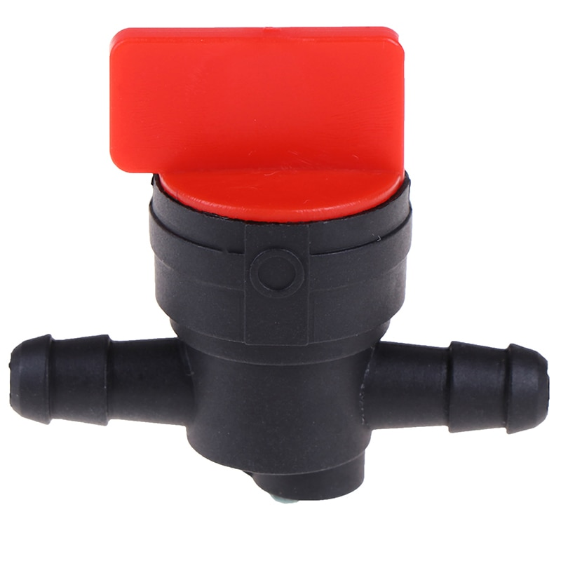 portable 90 degree car accessories motorcycle parts 1pcs 1 4 inline straight gas fuel cut shut off valve for briggs High quality 1PCS 1/4 Inline Straight Gas Fuel Cut Shut Off Valve