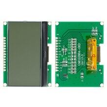1 Stuk 12864 06D, 12864, Lcd Module, Cog, Met Chinese Lettertype, Dot Matrix Scherm, spi interface LCD Modulen    -