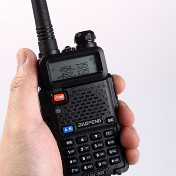 Baofeng UV-5R Hunting 10km Mini Ham CB Radio Long Range Walkie Talkie Professional For Interphones Baofeng Wakie HF Transceiver