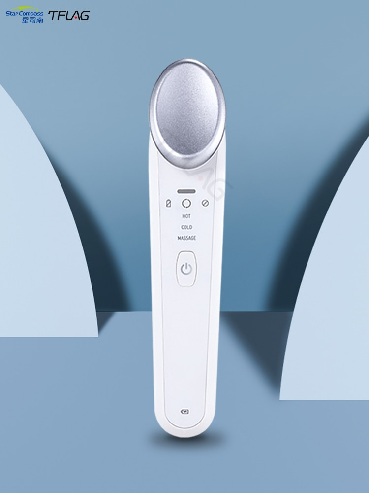 Xiaomi-masajeador ocular de múltiples efectos, aparato de belleza para los ojos, masajeador de calor y frío, vibración, compresión caliente, bolsas para los ojos y masajeador de Círculos oscuros