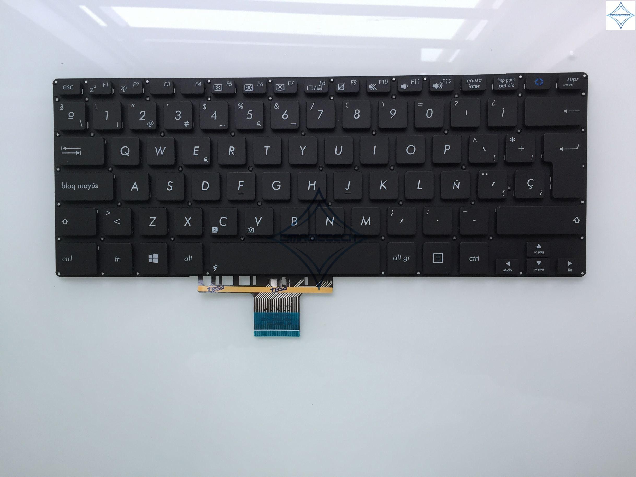 جديد ل ASUS Q301 Q301A Q301L Q301LP Q301LA S301 V301 V301LP S301LA S301LP V301 la اللاتينية SP الإسبانية teclado