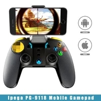 ipega pg 9118 bluetooth compatible wireless gamepad joystick game controller mobile control game pad for android ios pc phones