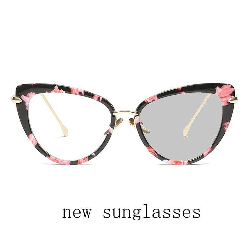 Солнцезащитные очки для чтения с мультифокальными диоптриями UV400 NX