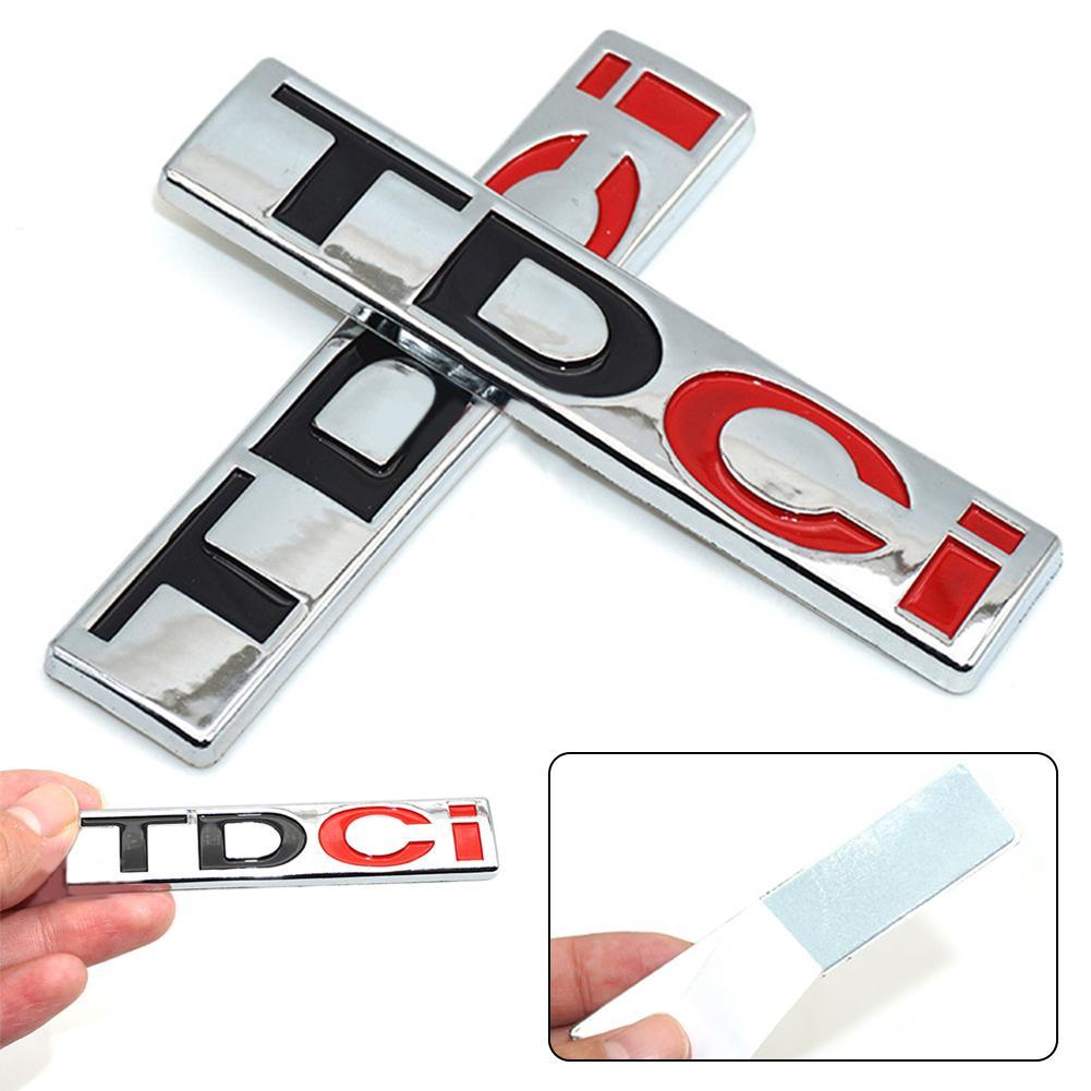 AliExpress - TDCI Letter Car Vehicle Rear Trunk Body Sticker Decal Badge for Jiang Ling Ford Water-resistant High Stickiness Bumper Decals