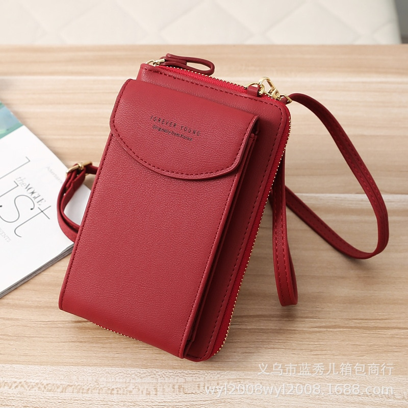 2021 Ladies Shoulder Bag Fashion Trend Cross-Body Bag Backpack Leather Travel Handbag Wallet BBFC28