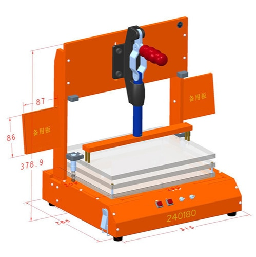 العالمي اختبار الإطار PCB اختبار الرقصة PCBA اختبار تركيبات أداة الباكليت تركيبات اختبار الرف المطبوعة لوحة دوائر كهربائية