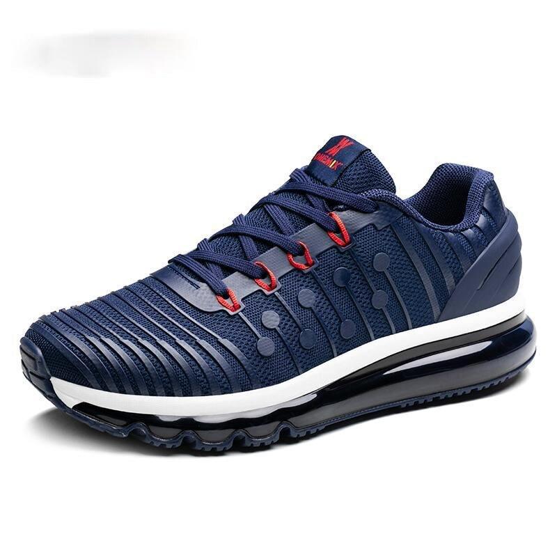Мужские кроссовки для бега, новинка 2020, кроссовки с воздушной подушкой, Мужская дышащая Спортивная обувь для бега, мужские кроссовки