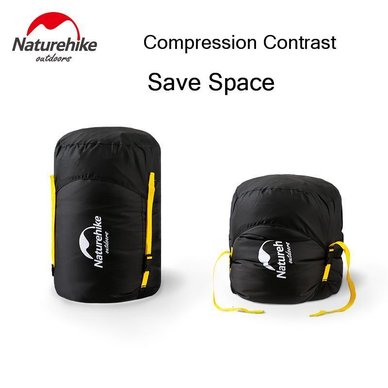 Naturehike Storage Bag 300D Fabric Multi-function Compression Sack Waterproof Portable Travel Sundries Bag Camping