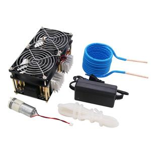 ZVS Induction Heater High Frequency 1800W Finished Main Board + Heating Coil + Power Supply