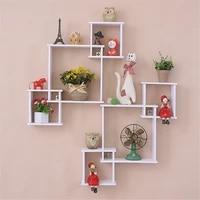 home hanging wall shelves hat key holders hanging hook shelf rack display storage rack holder hanger