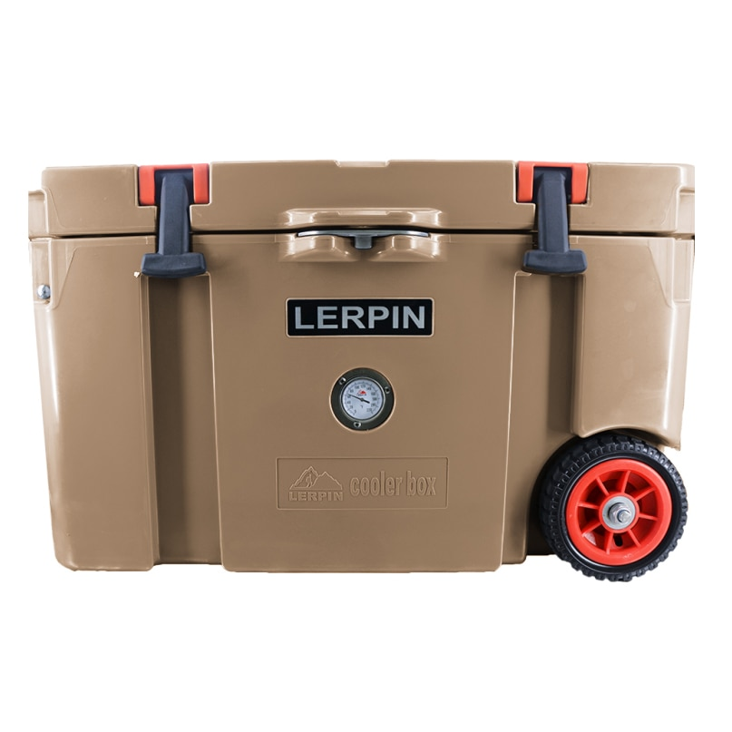 Wholesale Factory Price Hot Sale Lerpin Wheeled Insulated Rotomolded Cooler...