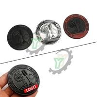 for mercedes benz amg w212 w205 w211 w213 w210 car emblem body apple tree c pillar badge label metal stickers side trunk badge