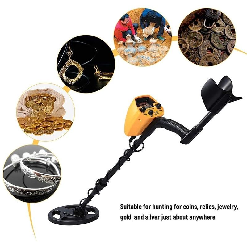 GTX5030 Metal Detector Detection Instrument Underground Metal Detector Metal Finder Gold Detector Treasure Hunter Gold Digger недорого
