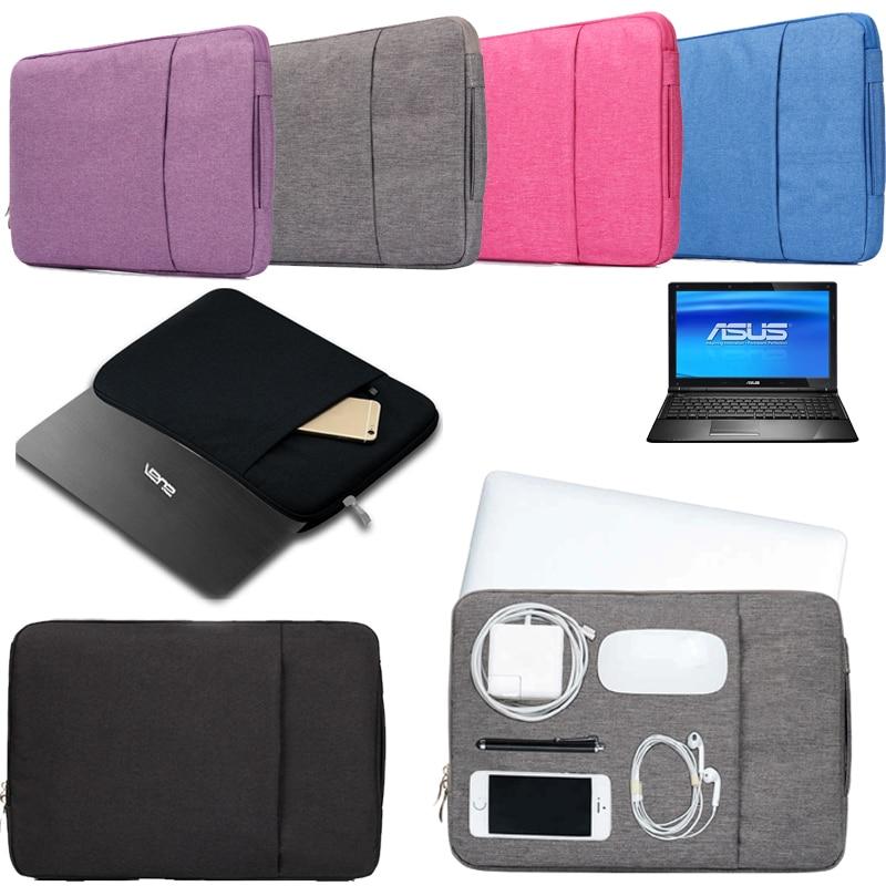 Laptop Bag for ASUS VivoBook S14/S15/S300CA/S400CA/X202E/VivoTab/X401/X102BA/ZenBook 13/3/UX21E Notebook Travel Carrying Bag